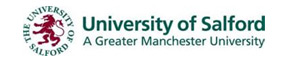 Salford University Logo
