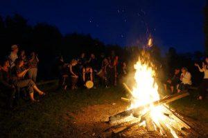 Drumroots kontaani drumfest