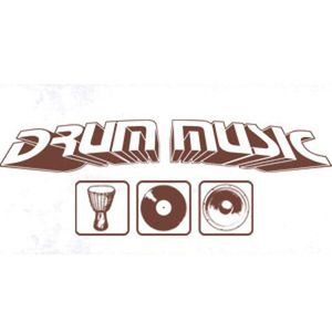 Drum Music Logo
